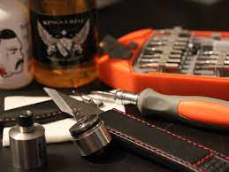 Tools used in vape