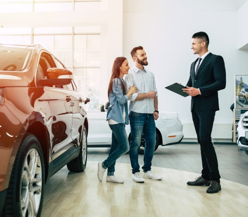 What to see in your car dealer